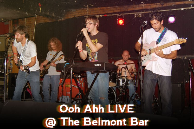 Live @ The Belmont Album